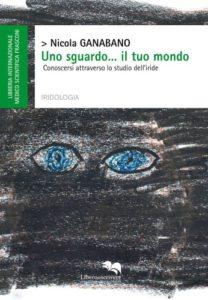 Copertina Libro Iridologia di Nicola Ganabano